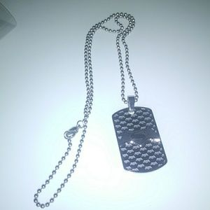 DC Comics Batman stainless steel dog tag 22 in